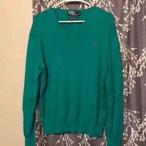 Long sleeve sweater Ralph Lauren. Size M